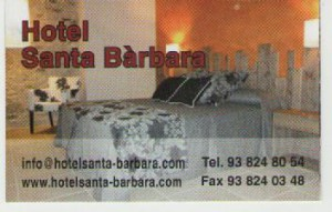 STA.BARBARA HOTEL